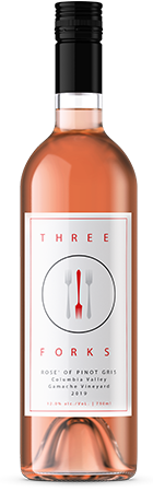 2019 Three Forks Rose'